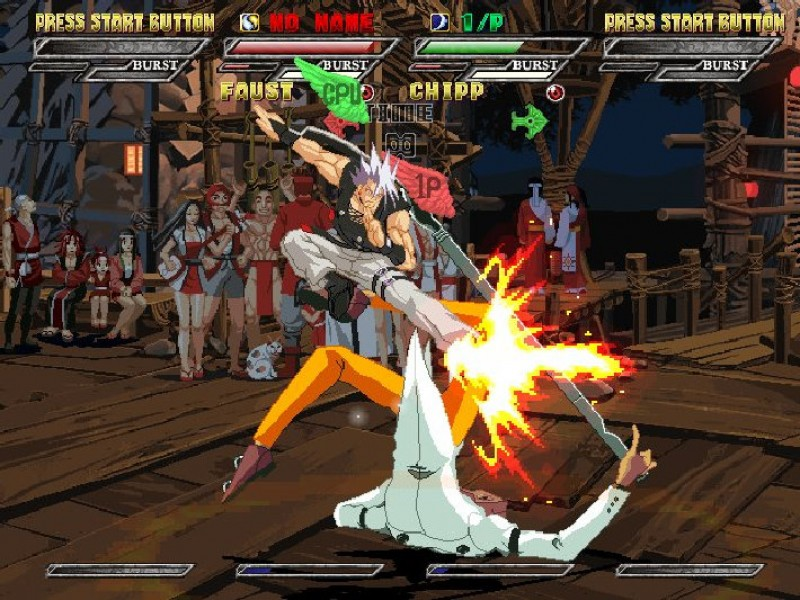 Guilty Gear Isuka (Steam) Global CD KEY: 1