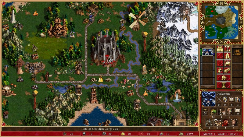 Heroes of Might & Magic III HD Edition (Steam) Global CD KEY: 7