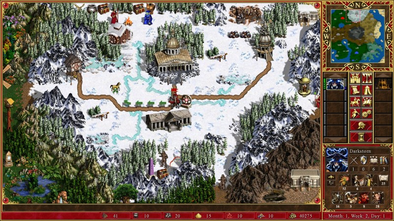 Heroes of Might & Magic III HD Edition (Steam) Global CD KEY: 9