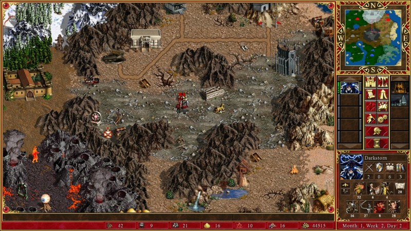 Heroes of Might & Magic III HD Edition (Steam) Global CD KEY: 12