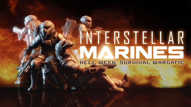 Interstellar Marines (Steam) Global CD KEY: 15