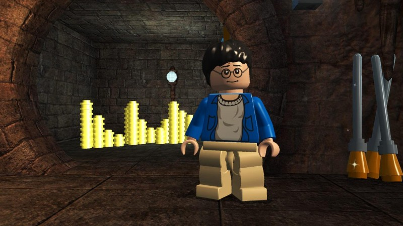LEGO Harry Potter 1-4 years (Steam) Global CD KEY: 7