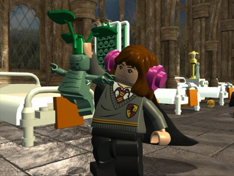 LEGO Harry Potter 1-4 years (Steam) Global CD KEY: 9