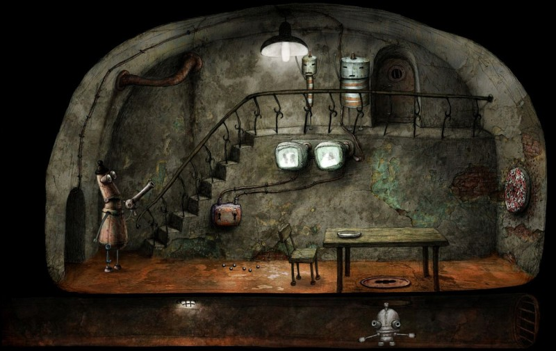 Machinarium (Steam) Global CD KEY: 1