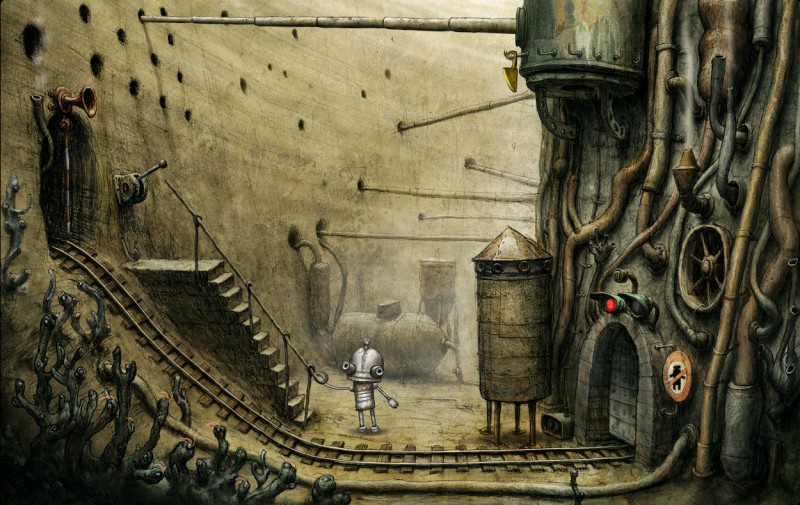 Machinarium (Steam) Global CD KEY: 3