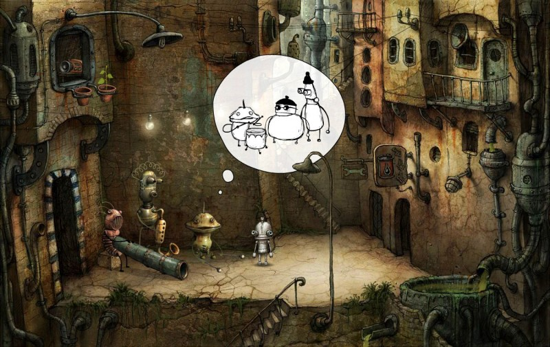 Machinarium (Steam) Global CD KEY: 7