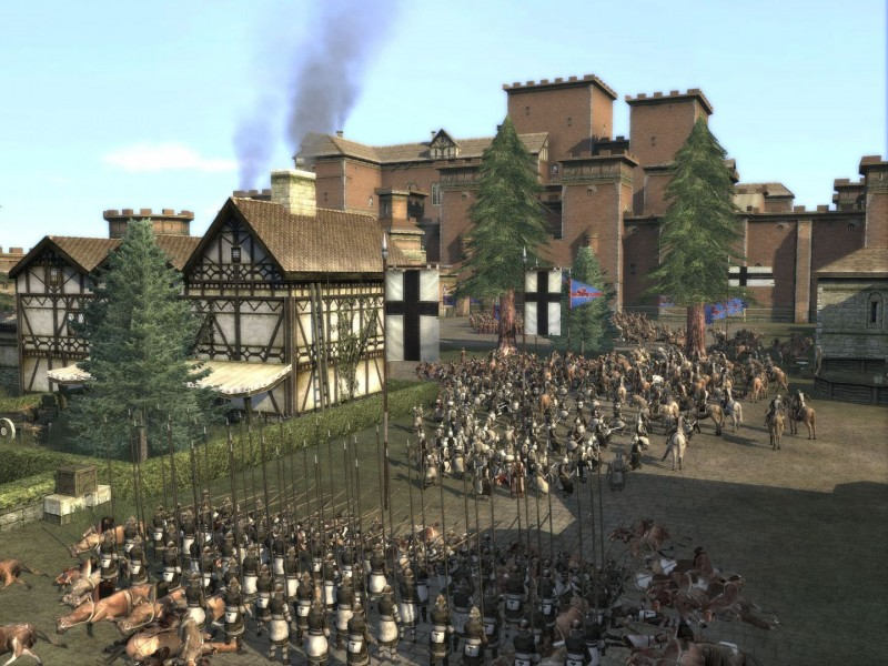 Medieval II: Total War™ Collection (includes Kingdoms)  (Steam) Global CD KEY: 1