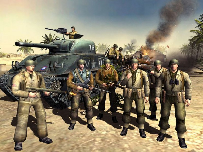 Men of War (Steam) Global CD KEY: 5