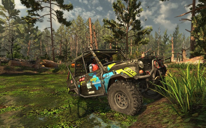 Off-Road Drive (Steam) Global CD KEY: 1