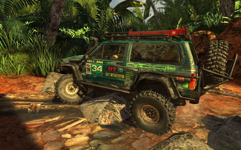 Off-Road Drive (Steam) Global CD KEY: 6