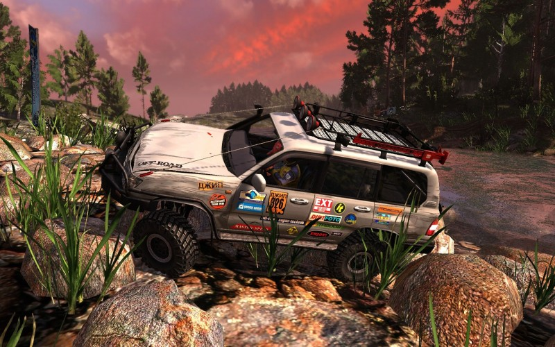 Off-Road Drive (Steam) Global CD KEY: 8