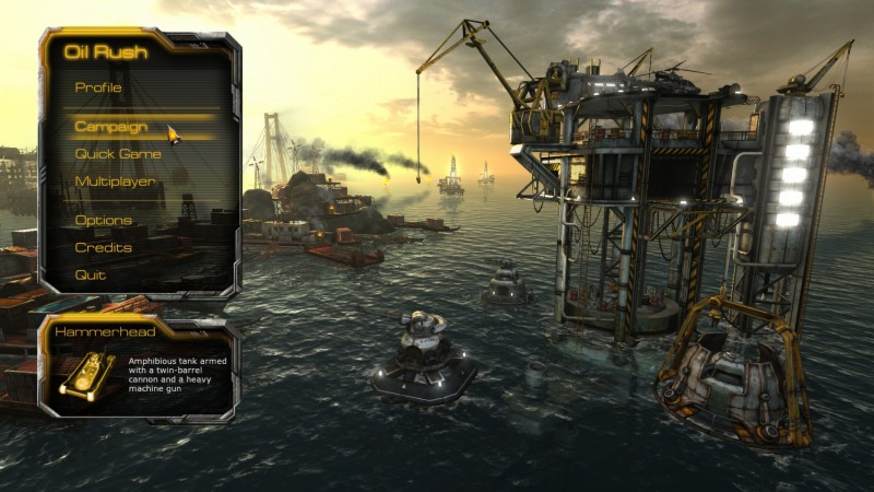 Oil Rush (Steam) Global CD KEY: 11