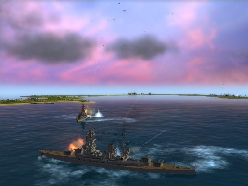 Pacific Storm Allies (Steam) Global CD KEY: 11