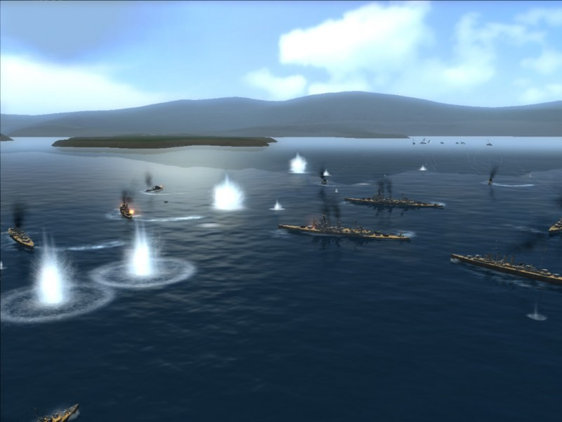 Pacific Storm Allies (Steam) Global CD KEY: 12