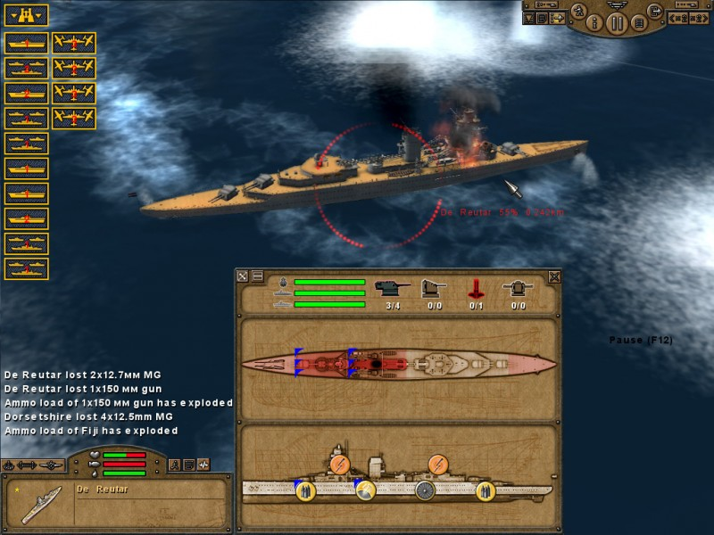 Pacific Storm Allies (Steam) Global CD KEY: 13