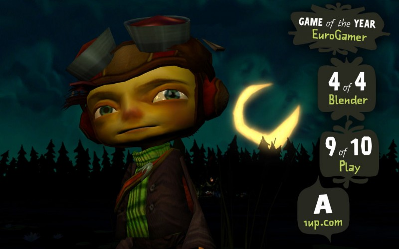 Psychonauts (Steam) Global CD KEY: 1