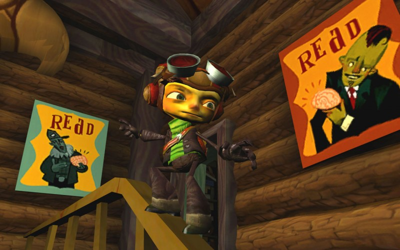 Psychonauts (Steam) Global CD KEY: 7