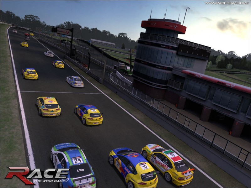 RACE: The WTCC Game + Caterham (Steam) Global CD KEY: 2