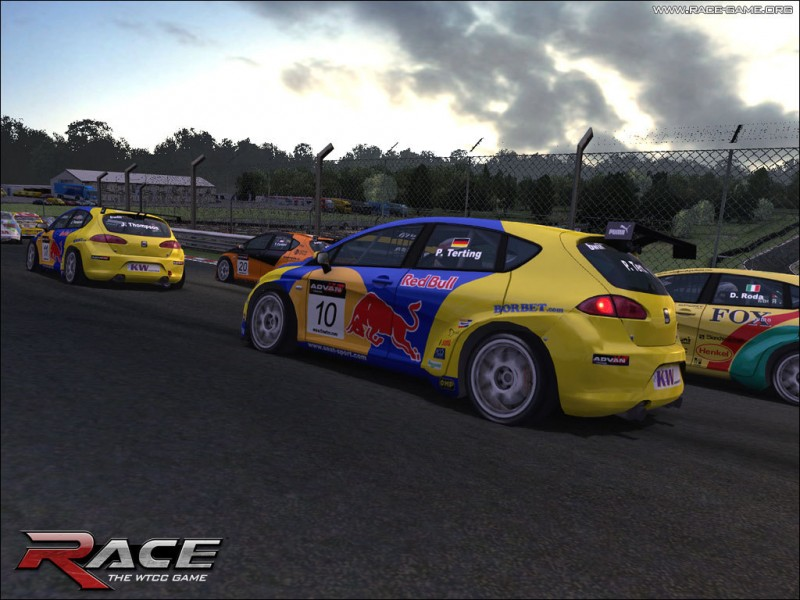 RACE: The WTCC Game + Caterham (Steam) Global CD KEY: 3