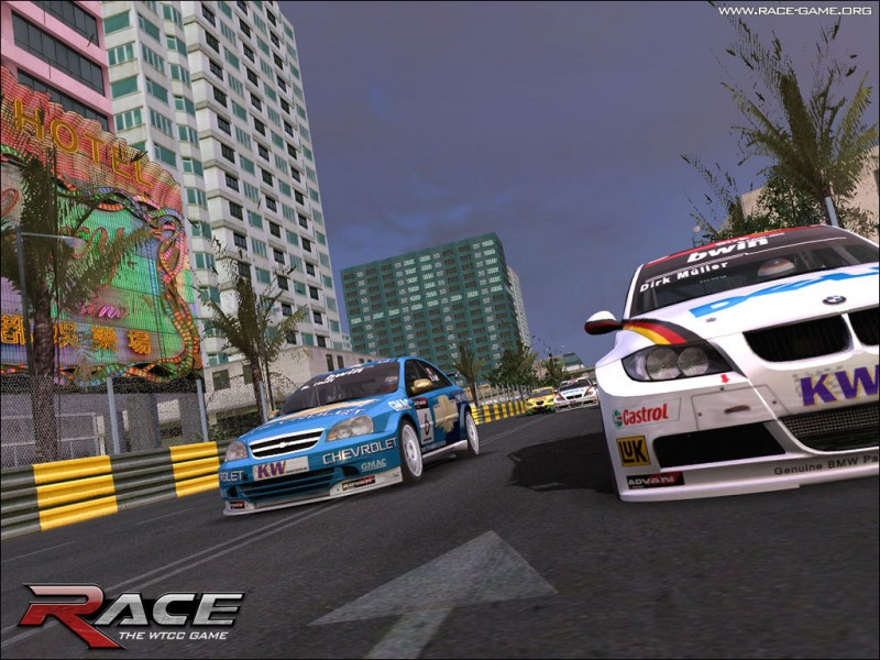 RACE: The WTCC Game + Caterham (Steam) Global CD KEY: 5