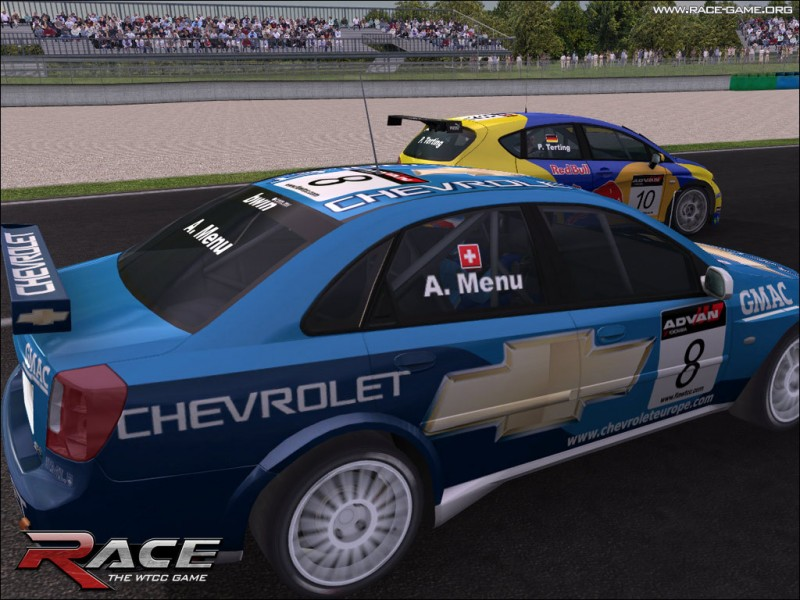 RACE: The WTCC Game + Caterham (Steam) Global CD KEY: 11