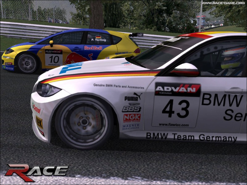 RACE: The WTCC Game + Caterham (Steam) Global CD KEY: 13