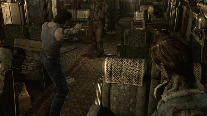 Resident Evil 0 HD REMASTER (Steam) Global CD KEY: 2