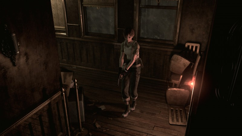 Resident Evil 0 HD REMASTER (Steam) Global CD KEY: 3