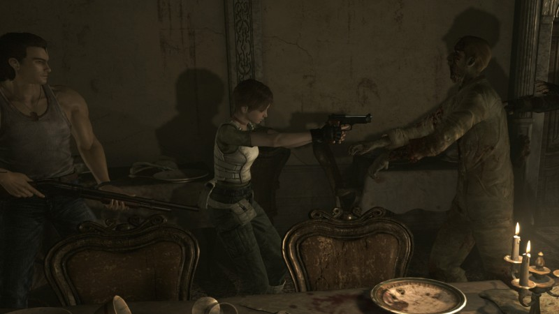 Resident Evil 0 HD REMASTER (Steam) Global CD KEY: 6
