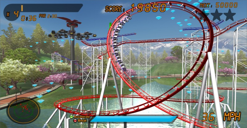 Roller Coaster Rampage (Steam) Global CD KEY: 11