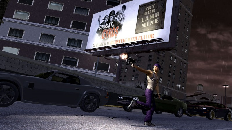Saints Row 2 (Steam) Global CD KEY: 1