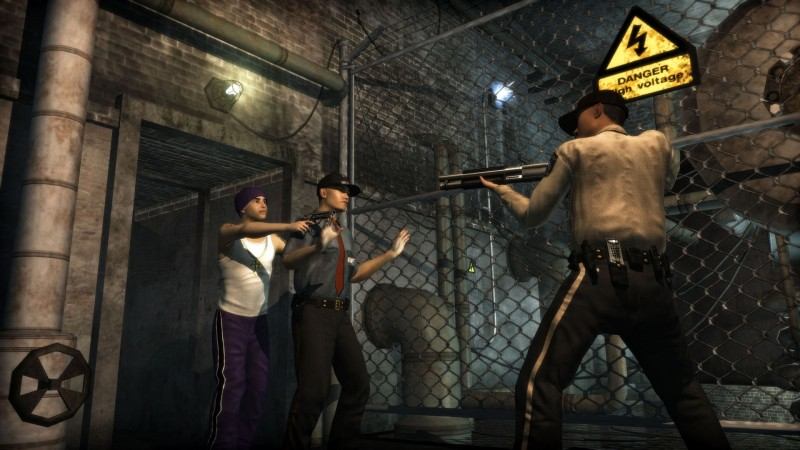 Saints Row 2 (Steam) Global CD KEY: 5