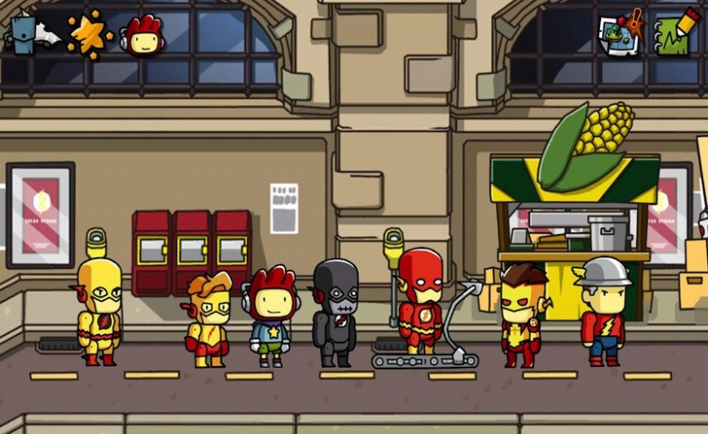 Scribblenauts Unmasked: A DC Comic Adventure (Steam) Global CD KEY: 3