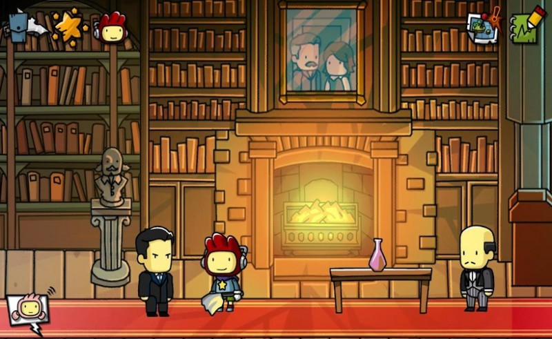 Scribblenauts Unmasked: A DC Comic Adventure (Steam) Global CD KEY: 4