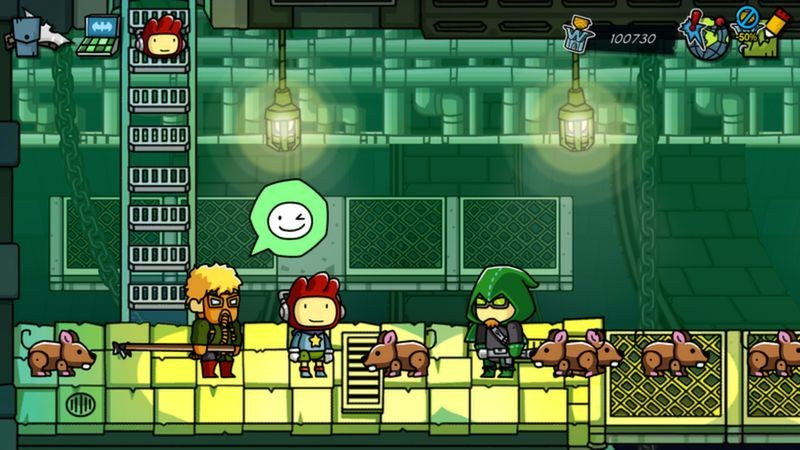 Scribblenauts Unmasked: A DC Comic Adventure (Steam) Global CD KEY: 8