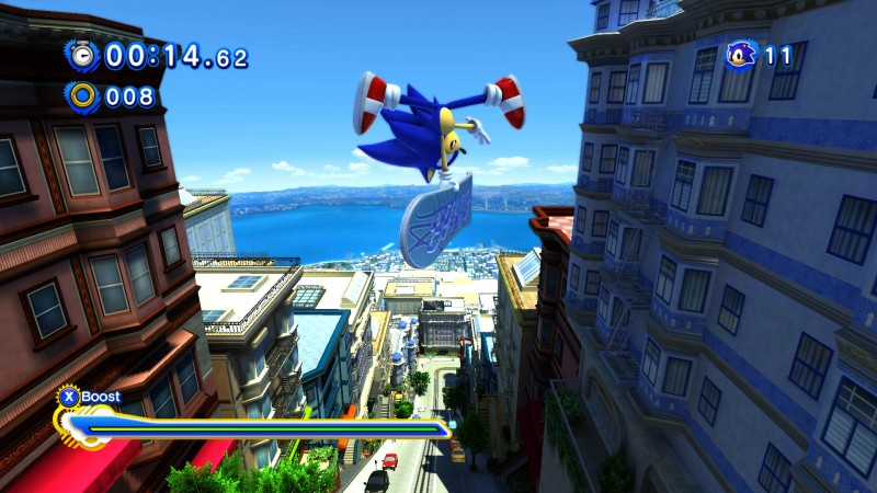 Sonic Generations (Steam) Global CD KEY: 2