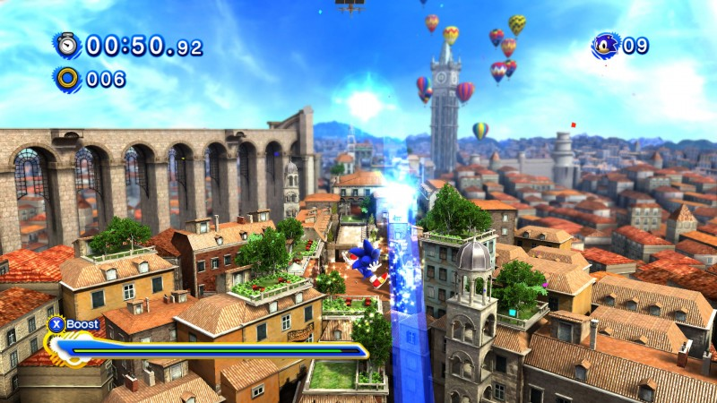 Sonic Generations (Steam) Global CD KEY: 6