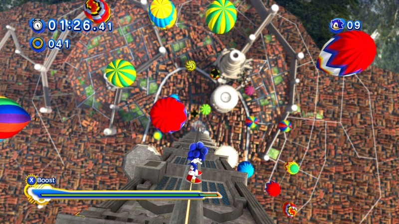 Sonic Generations (Steam) Global CD KEY: 7