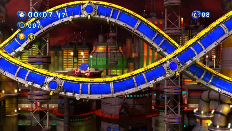 Sonic Generations (Steam) Global CD KEY: 8