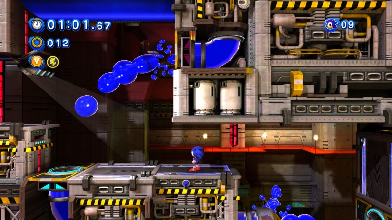 Sonic Generations (Steam) Global CD KEY: 9