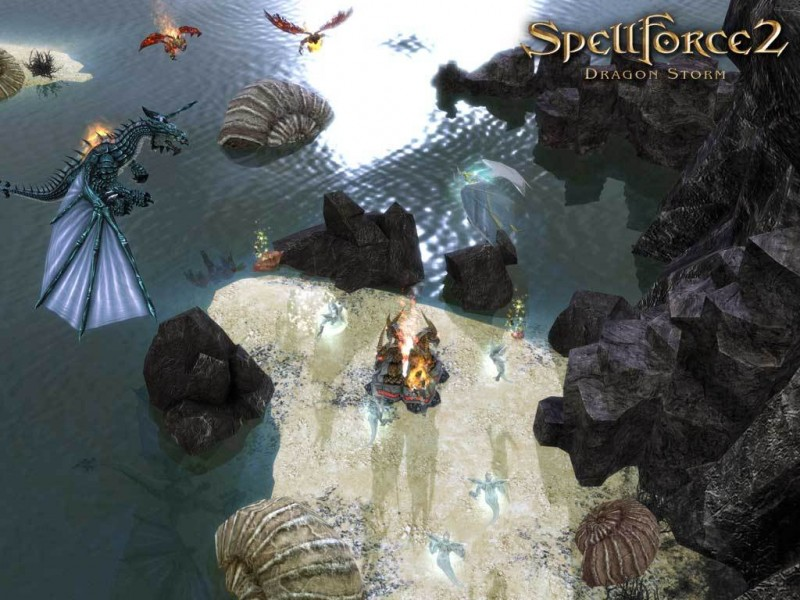 Spellforce 2 Gold Edition (Steam) Global CD KEY: 1