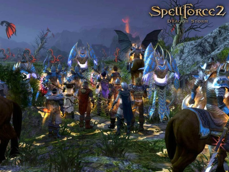 Spellforce 2 Gold Edition (Steam) Global CD KEY: 2