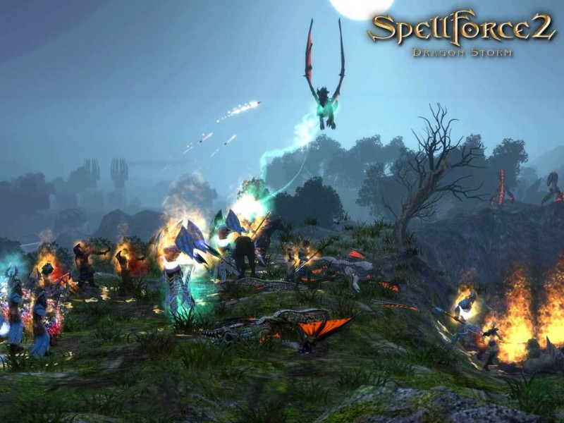 Spellforce 2 Gold Edition (Steam) Global CD KEY: 3