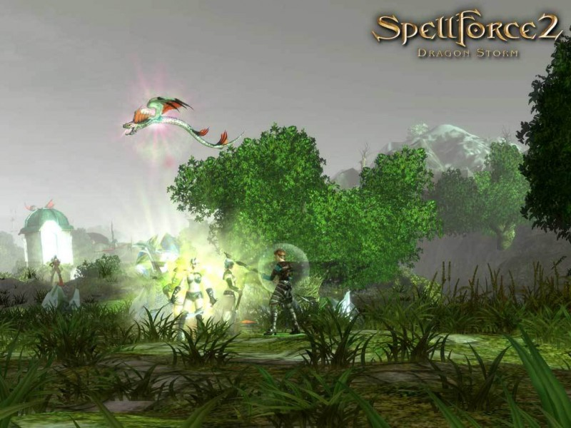 Spellforce 2 Gold Edition (Steam) Global CD KEY: 5