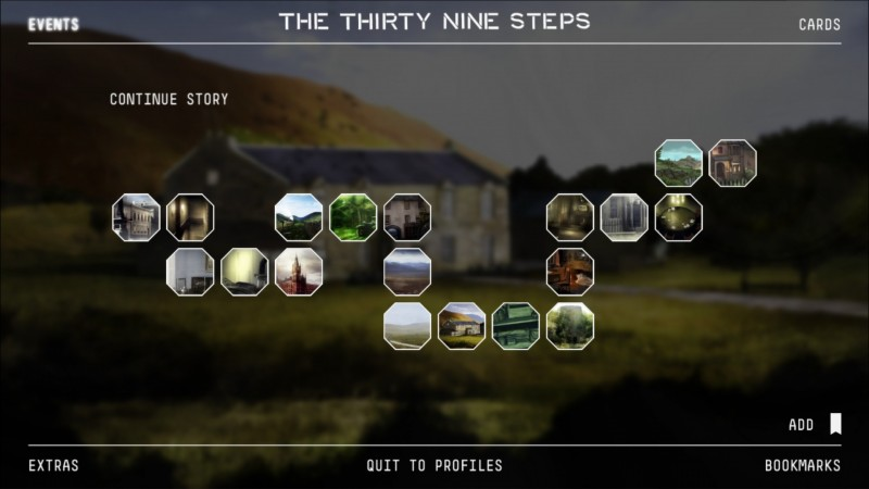 The 39 Steps (Steam) Global CD KEY: 7