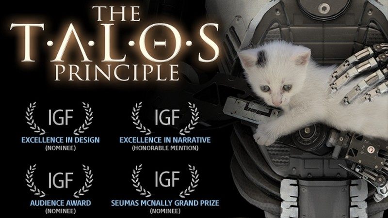The Talos Principle (Steam) Global CD KEY: 2