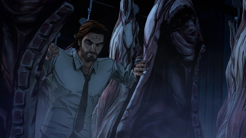 The Wolf Among Us Telltale DRM: 1