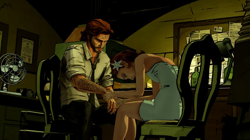 The Wolf Among Us Telltale DRM: 2