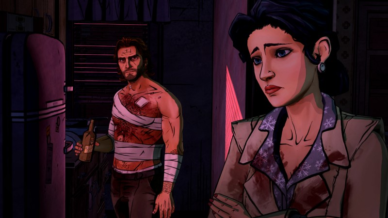 The Wolf Among Us Telltale DRM: 3