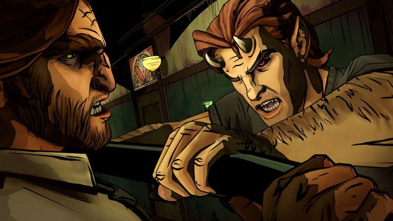 The Wolf Among Us Telltale DRM: 6